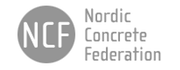 Logo for Nordic Concrete Federation